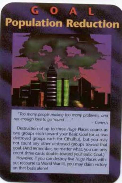 Reduccion Global Poblacion - Cartas illuminati significado de cada una