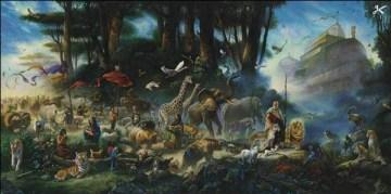 El diluvio universal y el arca de noe e1355430738662 El gran diluvio universal ocurrió, según el famoso arqueólogo Robert Ballard