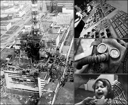 La catastrophe de Tchernobyl - Mothman a également été vue dans la catastrophe de Tchernobyl
