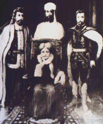 Blavatsky et Saint Germain - Saint-Germain, le comte immortel