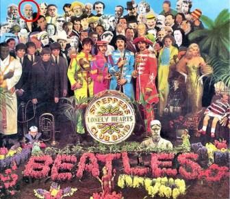 Sgt Pepper Aleister Crowley, la leyenda del mago negro