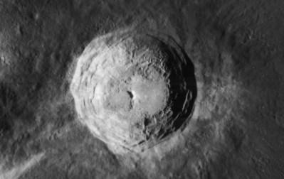 Anomalia crater Aristarco La anomalía del cráter Aristarco: ¿Evidencias de bases extraterrestres en la Luna?