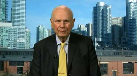 Paul Hellyer Ex ministro de Defensa de Canadá afirma que nos enfrentamos a una guerra interestelar