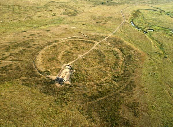 Arkaim aujourd'hui - Arkaim, le Stonehenge de Russie