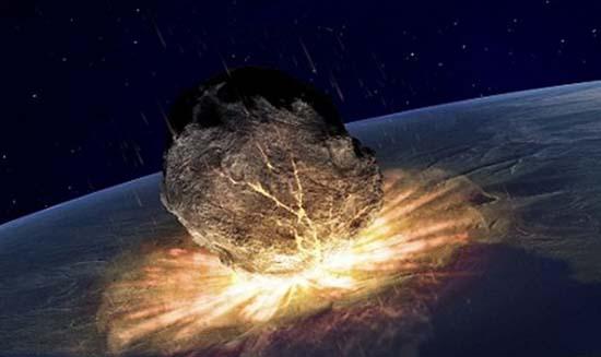 Asteroide extinción masiva Tierra septiembre 2015