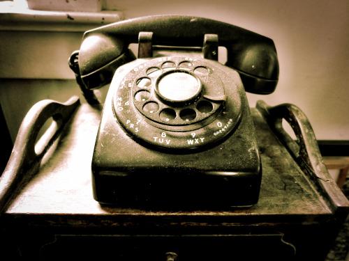 Llamadas telefónicas desde el más allá