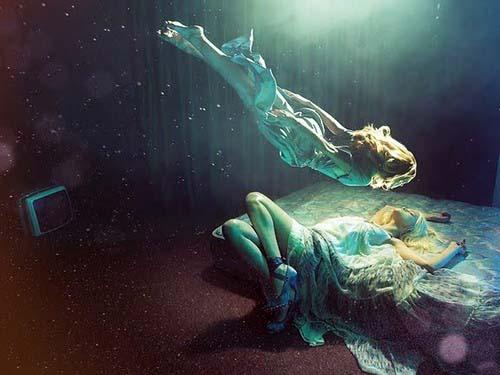 Sueños lúcidos podemos controlar nuestros sueños