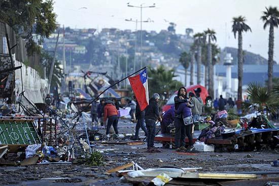 Terremoto y tsunami de Chile