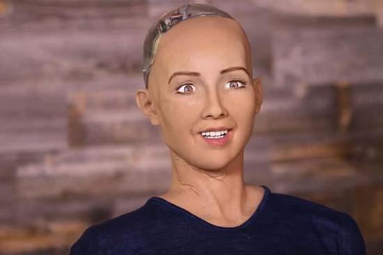 Sophia el robot amenaza destruir humanidad