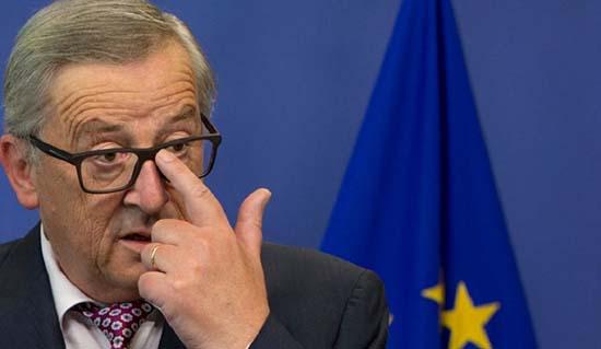 Presidente Comisión Europea líderes extraterrestres
