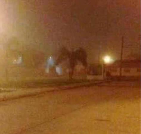 démon des rues de phoenix - Ils photographient un démon dans les rues de Phoenix le Nouvel An