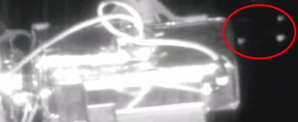 US media report six UFOs near International Space Station