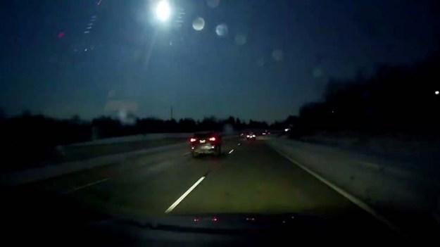 meteorito de michigan - Nuevas evidencias demuestran que el meteorito de Michigan podría ser un OVNI o misil
