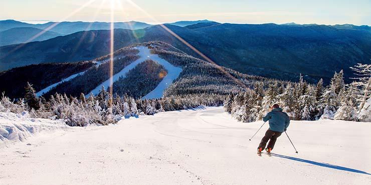 skieur disparaît mystérieusement à New York - Un skieur disparaît mystérieusement à New York et réapparaît après quelques jours à près de 5000 kilomètres