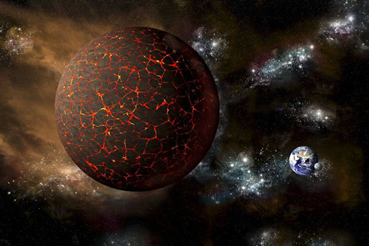 evidence of the existence of Nibiru