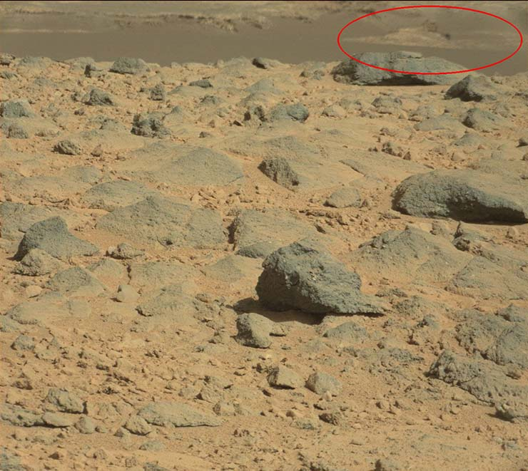 Great Sphinx on Mars - You find a Great Sphinx on Mars, a new evidence that there was intelligent life on the red planet?