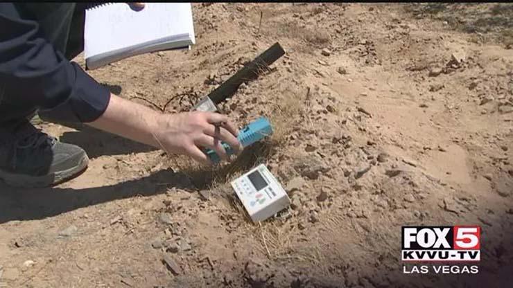 tunnel temporel las vegas - Un enquêteur découvre un tunnel temporel à Las Vegas