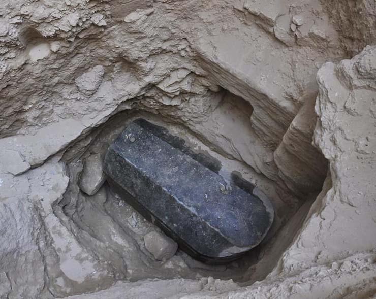 Arqueólogos egipcios