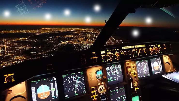 Ireland UFOs - Ireland investigates multiple UFO sightings by three commercial pilots