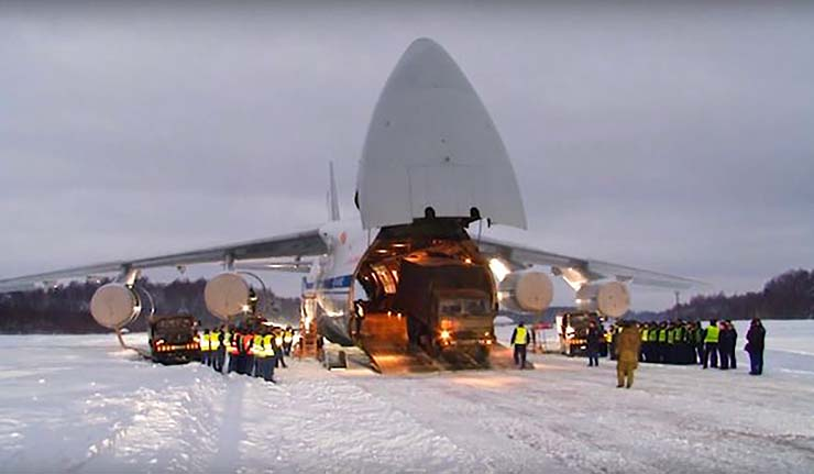 UFO crashed Montana Siberia - Vladimir Putin sends military to investigate a UFO crashed on a mountain in Siberia