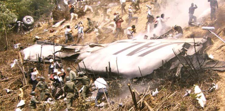 Japan Radars Flight - Un avion qui s'est écrasé au Japon apparaît mystérieusement sur les radars 35 ans plus tard
