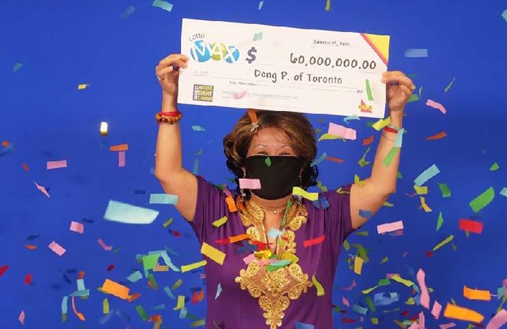 numéros de rêve de femme - Une femme, qui a perdu son emploi pendant la pandémie, remporte la loterie avec les chiffres qu'elle a vus dans un rêve il y a 20 ans