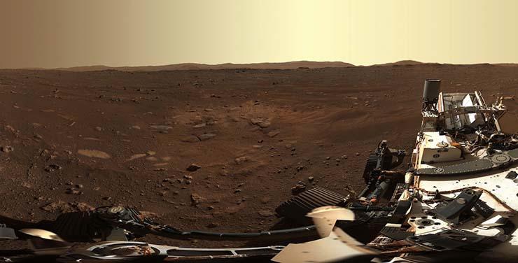 persévérance scratch mars - Perseverance enregistre un son étrange et mystérieux d'une `` rayure aiguë '' sur Mars, et la NASA ne sait pas ce que c'est