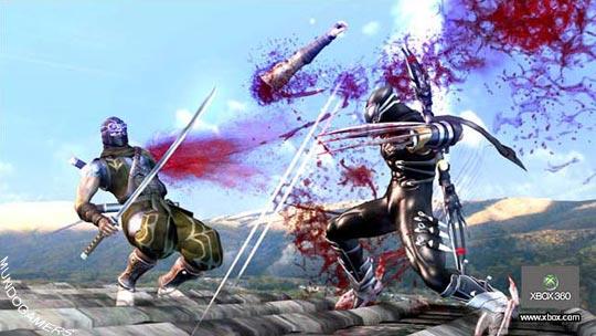 Anunciado Ninja Gaiden 2 para Xbox 360.
