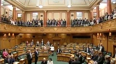 Parlamento Neocelandés