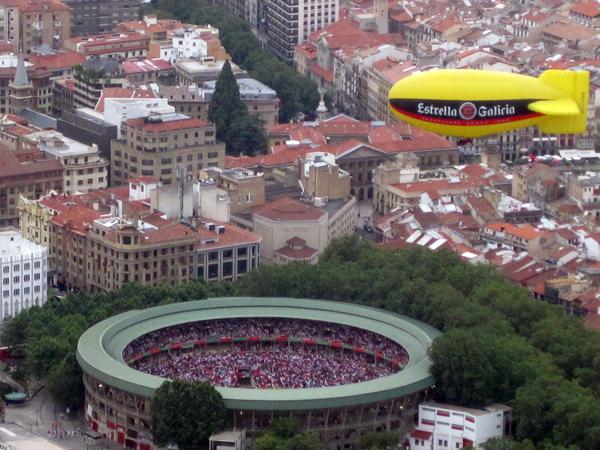 San Fermín 2012