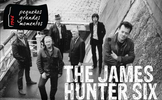 james hunter six