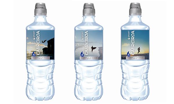 Nuestra agua mineral gallega lanza un nuevo formato de 75cl especialmente indicado para la práctica deportiva.