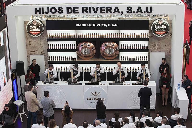 Campeonato de Tiraje de Cerveza BeerMaster Estrella Galicia