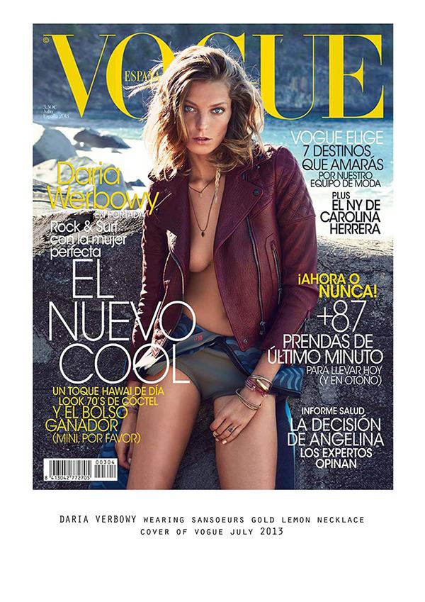 Sansoeurs en Vogue