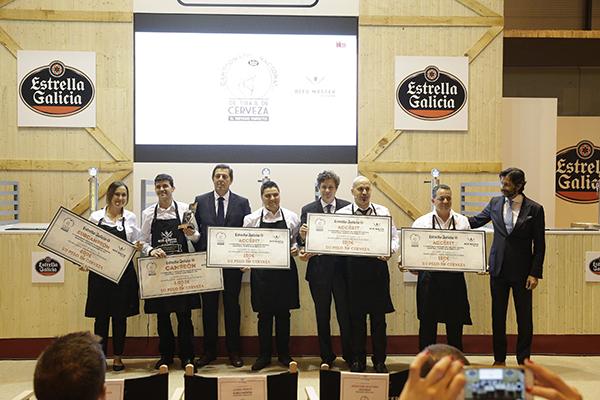 Participantes Campeonato BeerMaster Estrella Galicia