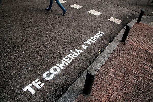 Te comería a versos, proyecto de Boamistura en Madrid y Barcelona