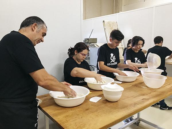 Cocooking de Hijos de Rivera en Pan da Moa