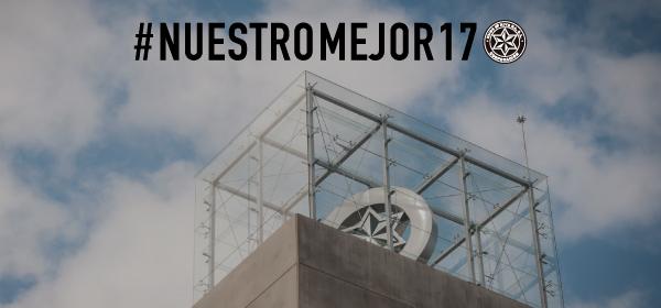 #nuestromejor17