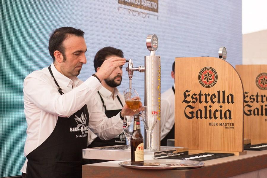 Teo Marcos Losa - Mejor Tirador de Cerveza Castilla y León