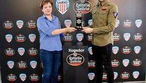 Juan Carlos - Jugador Estrella Galicia CD Lugo