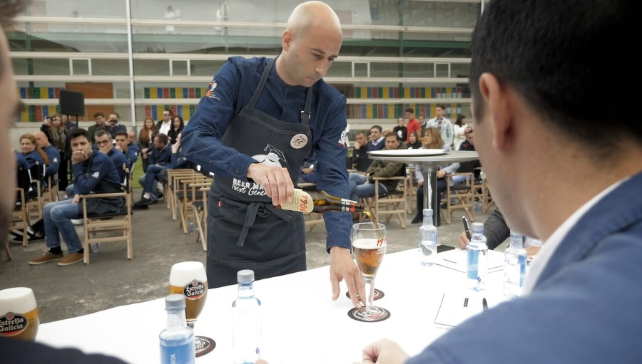 Subcampeón Beer Master Next Generation