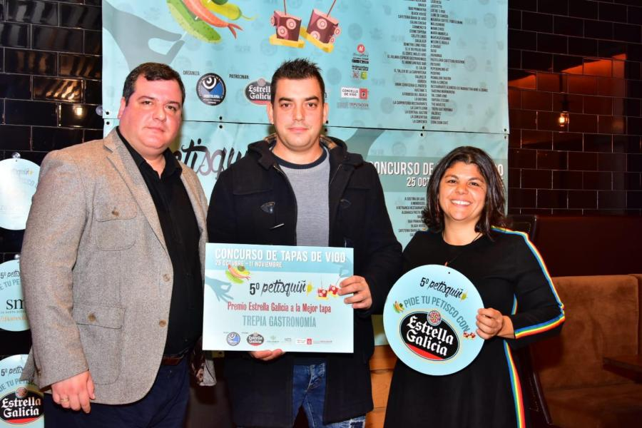 Estrella Galicia colaborador quinta edición Petisquiño