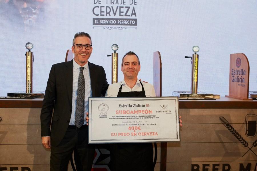 Subcampeón Campeonato de Tiraje Valencia