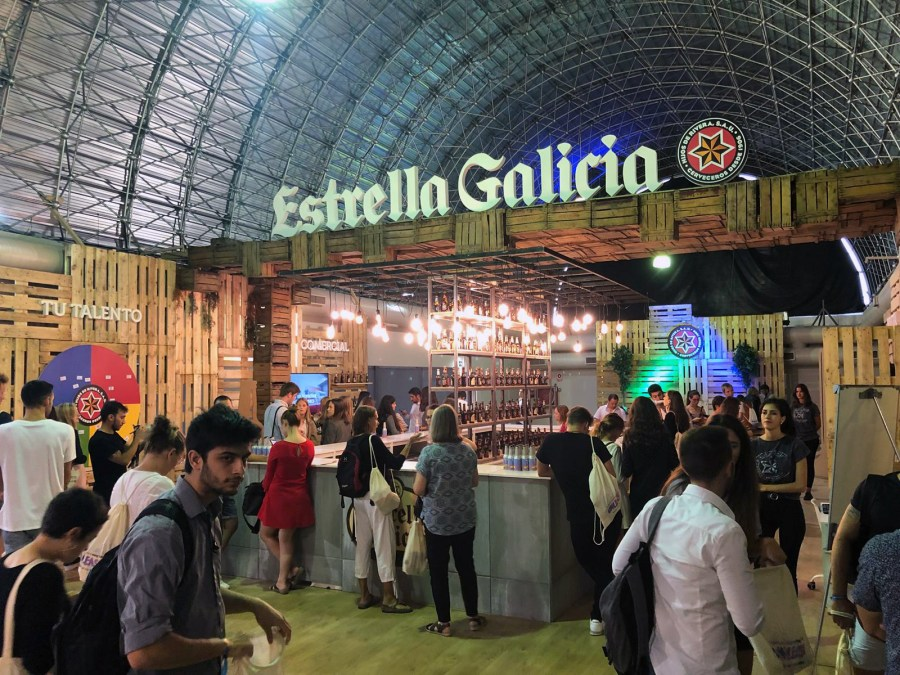 Estrella Galicia Unleash