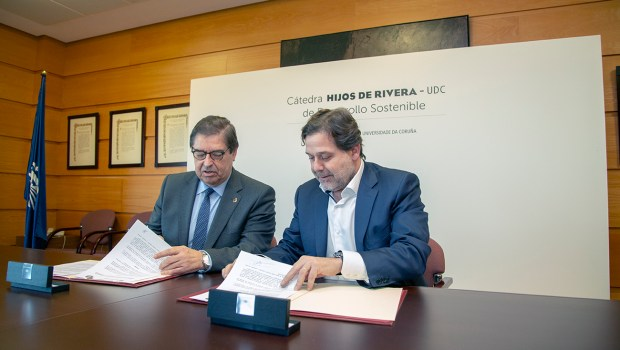 Firma Cátedra Hijos de Rivera - UDC