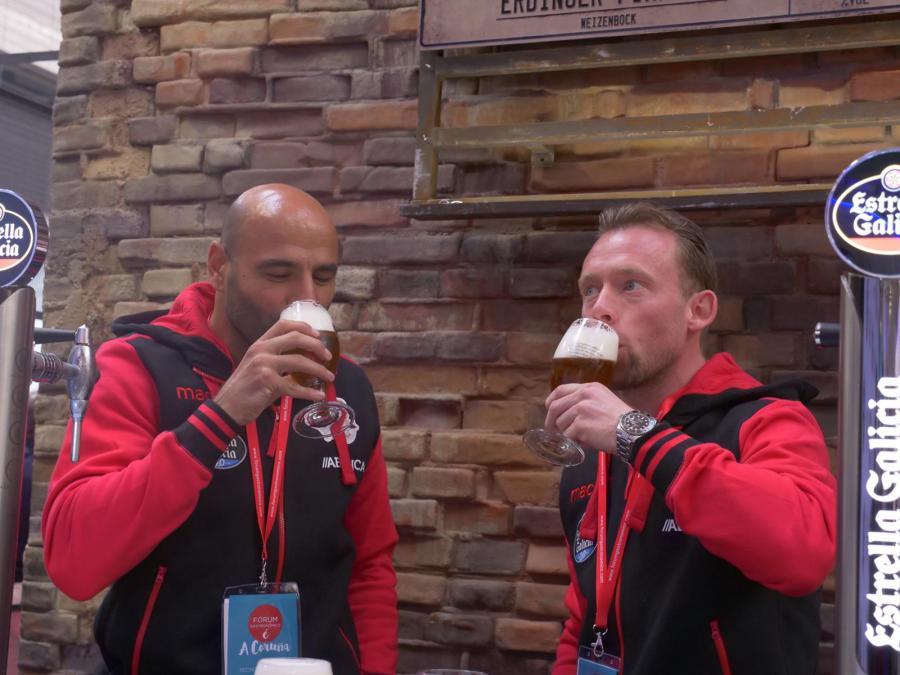 Entrega de Premios Mejor Tirador de Cerveza de Galicia