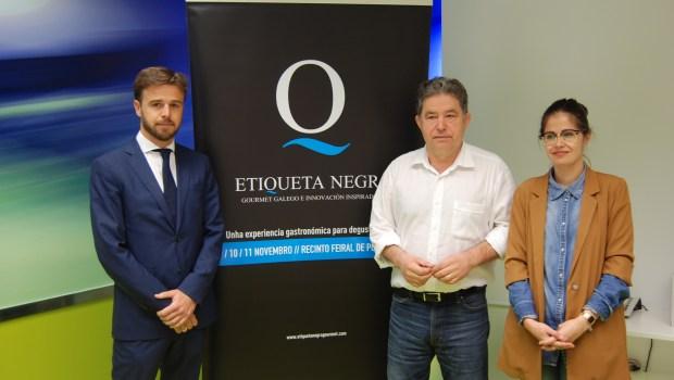 Estrella Galicia patrocinador principal Etiqueta Negra