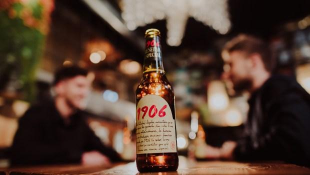 Familia de cervezas 1906