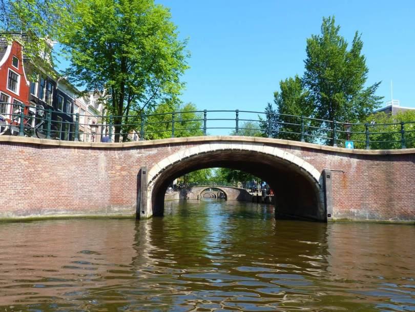 Amesterdão Países Baixos Canais 02 Mundo Indefinido