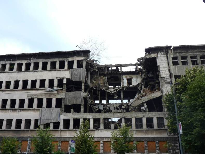 Belgrado OTAN 03 Mundo Indefinido